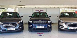 Alquiler de vehículos industriales Elche coches furgones furgonetas